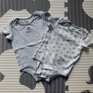 2 Ralph Lauren Baby Bodysuits